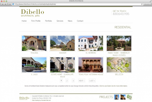 DiBello Architects Gallery Page