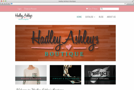 Hadley Ashley's Home Page