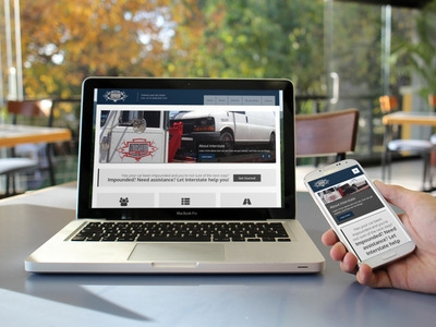 Interstate Texas and Recovery Responsive Design