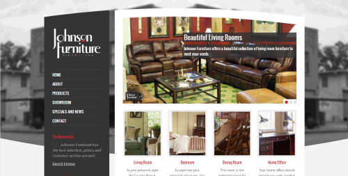 Johnson Furniture Home Page