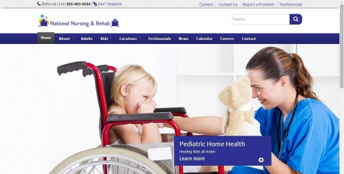 National Nursing & Rehab Home Page